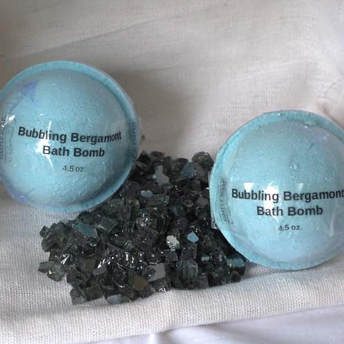 Bubbling Bergamot