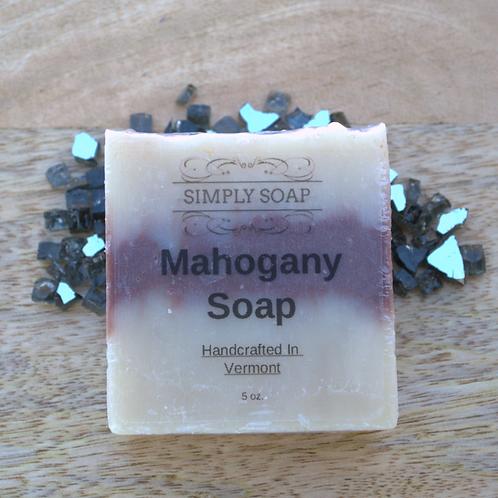Mahogany Body Soap