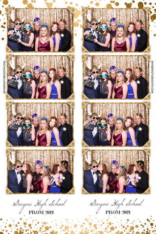 Gregori High School Prom 2019