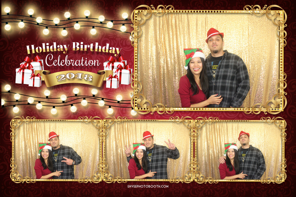 Holiday Birthday Celebration 2018