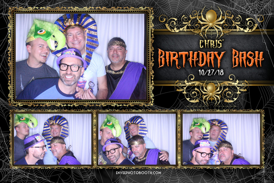 Chris' Birthday Bash 2018