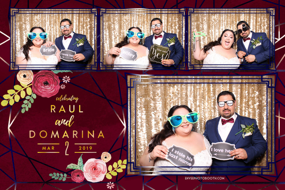 Raul and Domarina's Wedding
