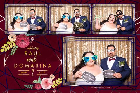Raul and Domarina's Wedding