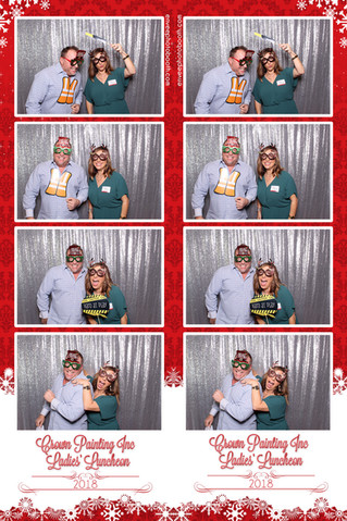 Crown Painting Inc Holiday Party 2018