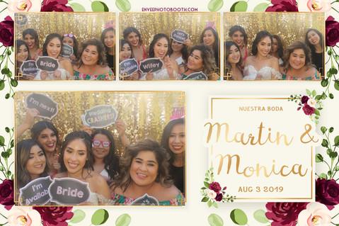 Martin and Monica's Wedding