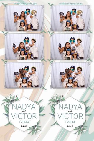Nadya and Victor's Wedding