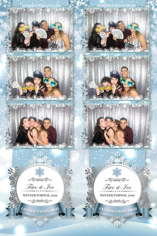 Central Valley High Winter Formal 2019