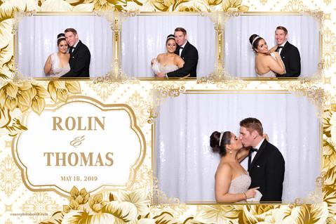 Rolin and Thomas' Wedding