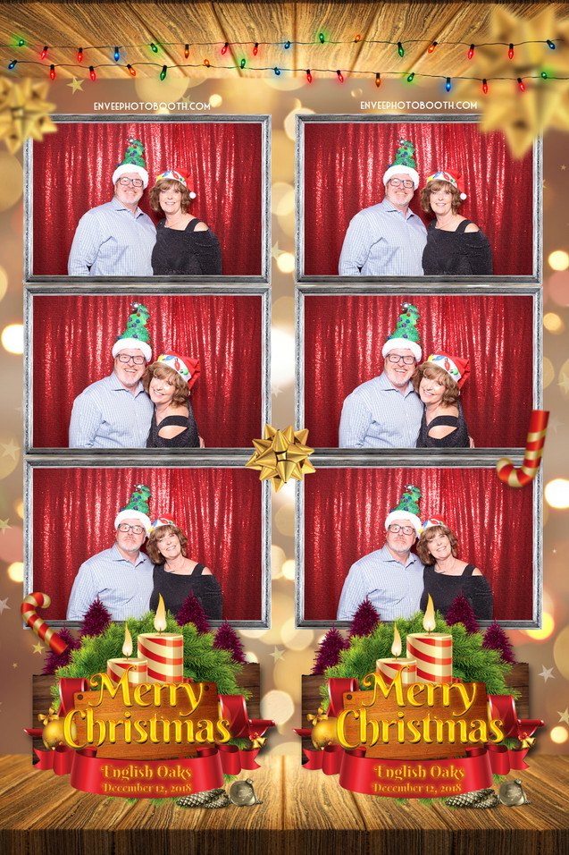 English Oaks Holiday Party 2018