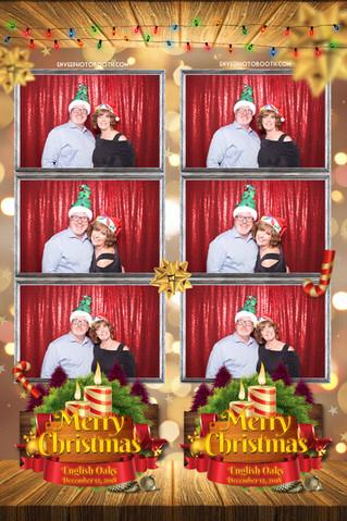 English Oaks Holiday Party 2018