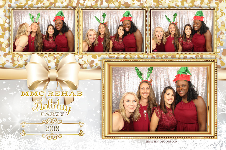 MMC Rehab Holiday Party 2018