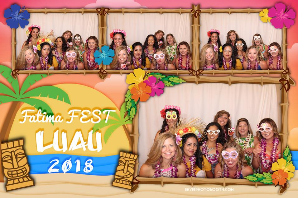 Fatima FEST Luau 2018