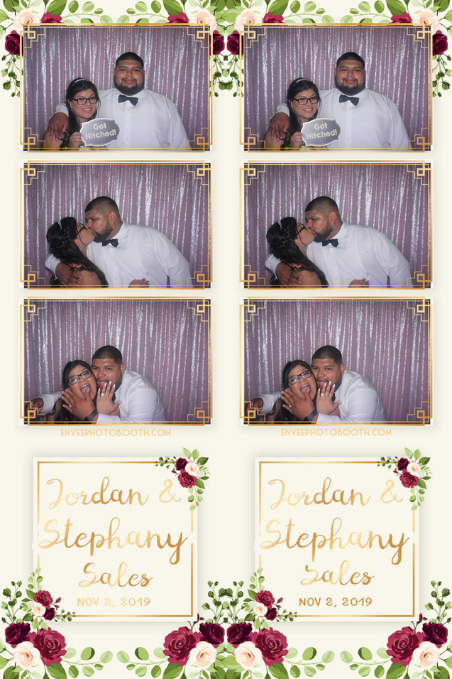 Jordan and Stephany's Wedding