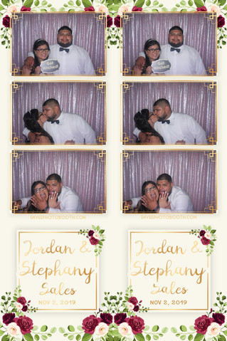 Jordan and Stephany's Wedding