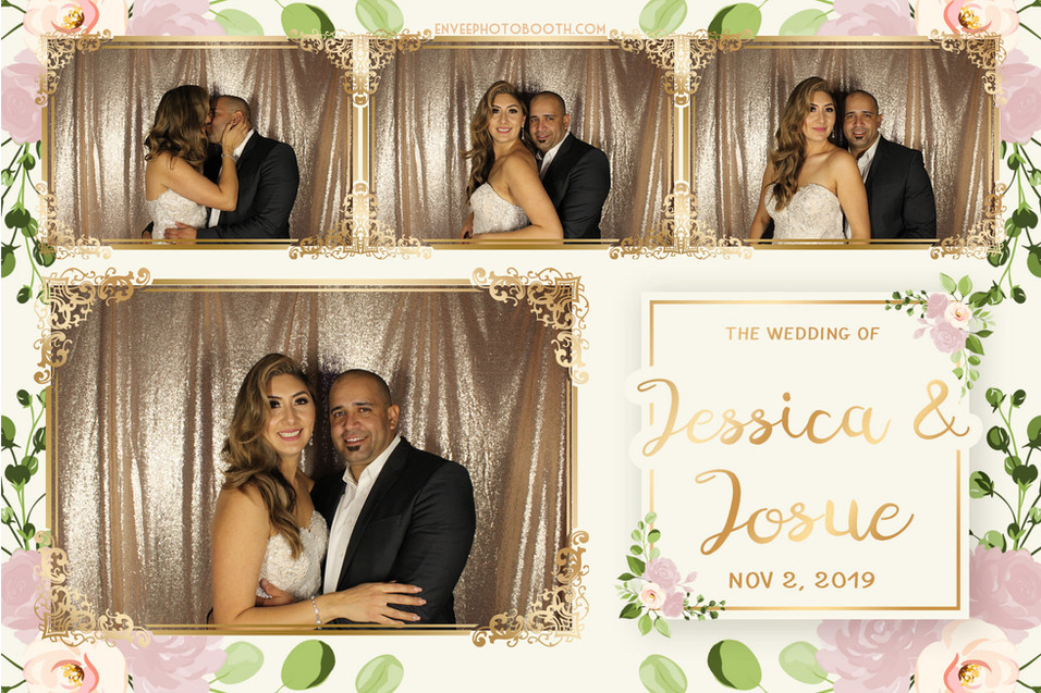 Jessica and Josue's Wedding