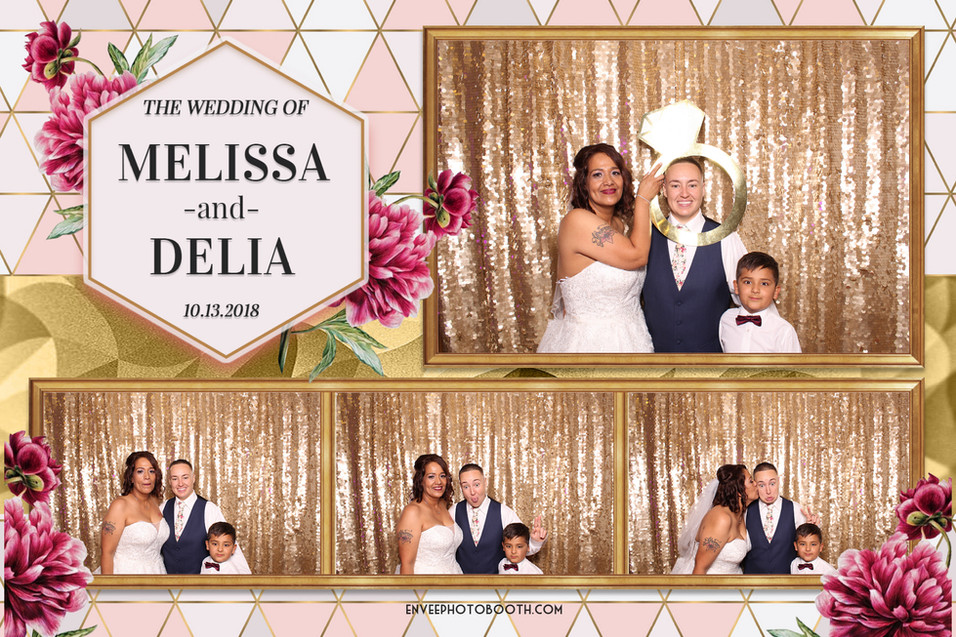 Melissa and Delia's Wedding