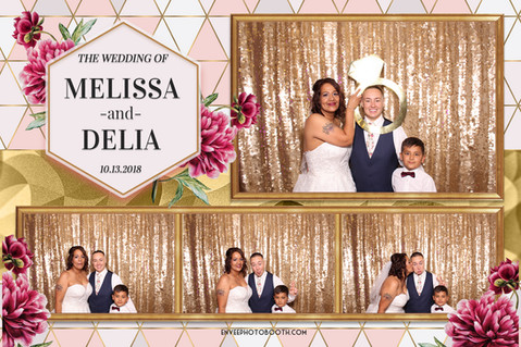 Melissa and Delia's Wedding