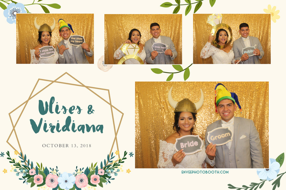 Ulises and Viridiana's Wedding