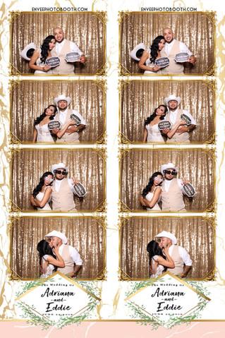 Adriana & Eddie's Wedding