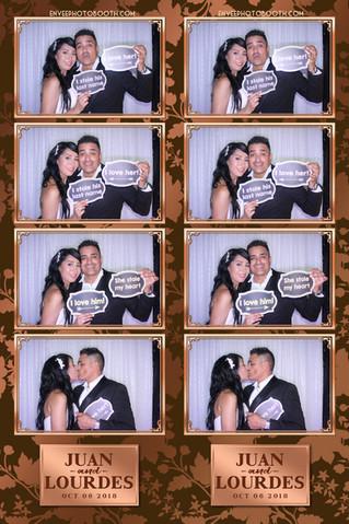 Juan and Lourdes' Wedding