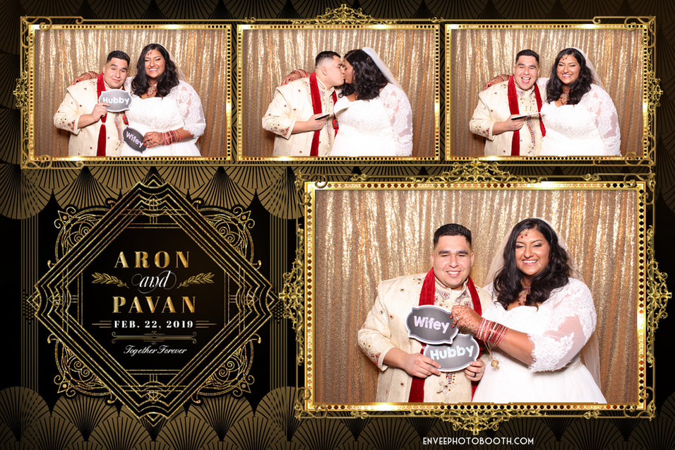Aron and Pavan's Wedding