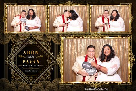Aron and Pavan's Wedding