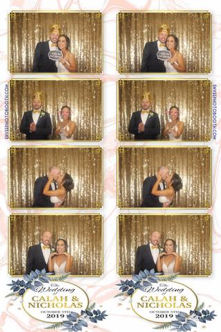 Calah and Nicholas' Wedding