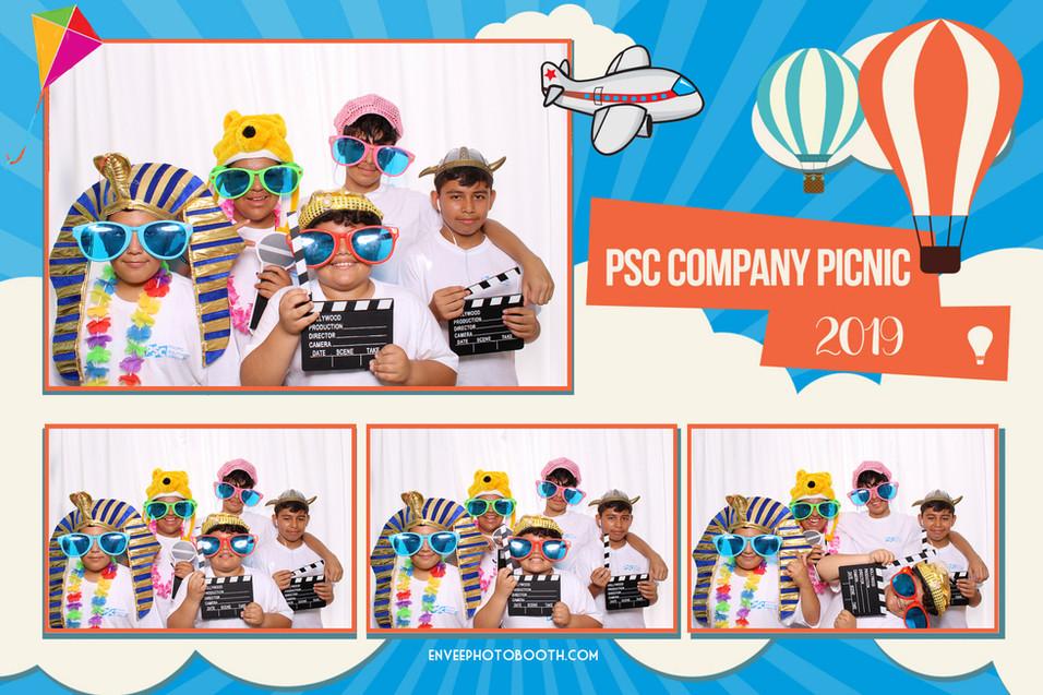 PSC Company Picnic 2019