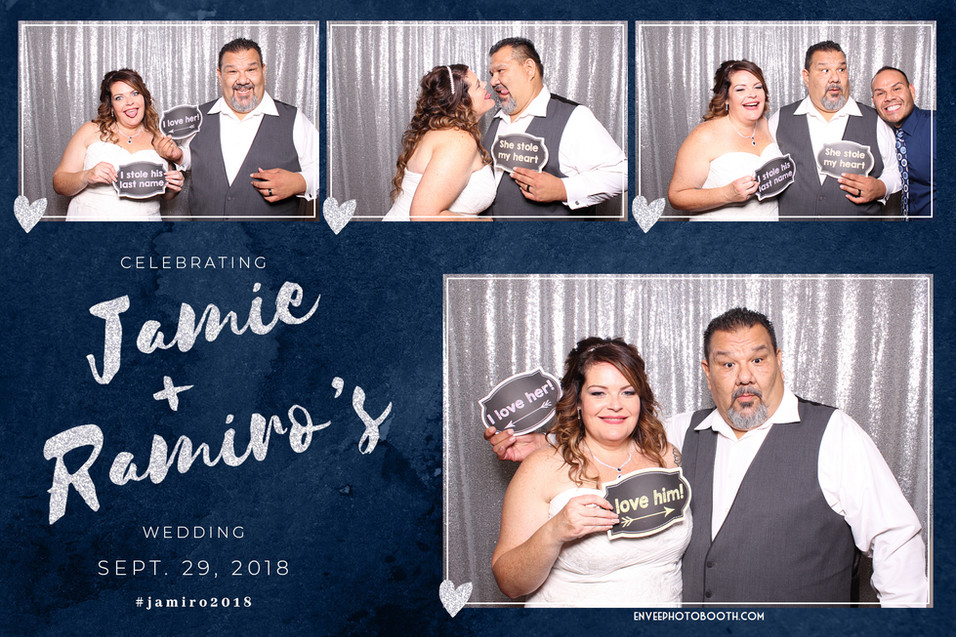 Jamie and Ramiro's Wedding