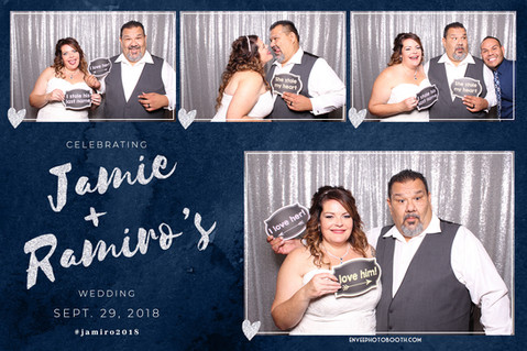 Jamie and Ramiro's Wedding