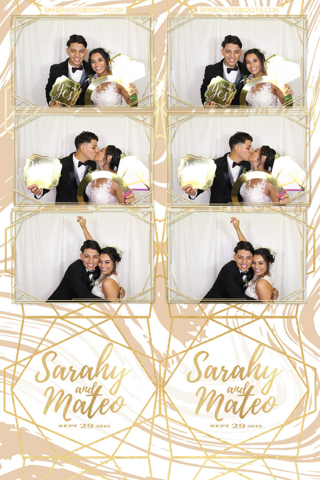 Sarahy and Mateo's Wedding