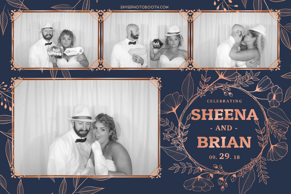 Brian and Sheena's Wedding