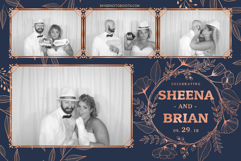 Brian and Sheena's Wedding