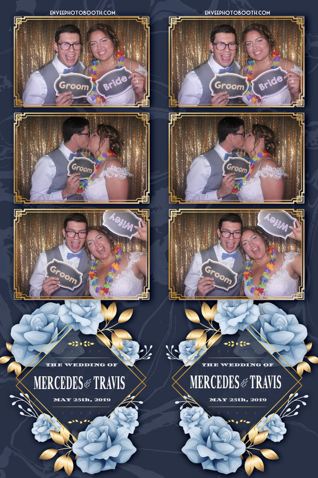 Mercedes and Travis' Wedding