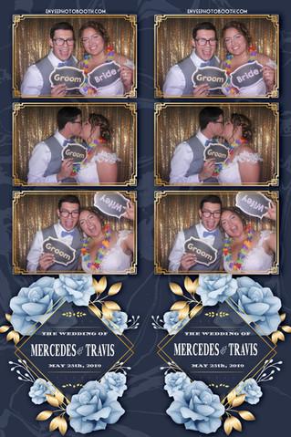Mercedes and Travis' Wedding