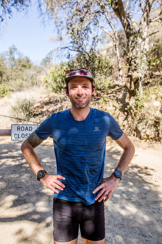 Jeffrey Stern Smashes Record for Unsupported Runner on 42-Mile Los Padres Traverse