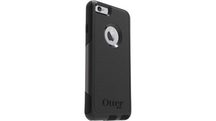 OtterBox Commuter Series iPhone 6s/6, Black (Black/Black)