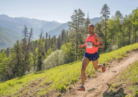 Joe Gray: The Mountain Running King