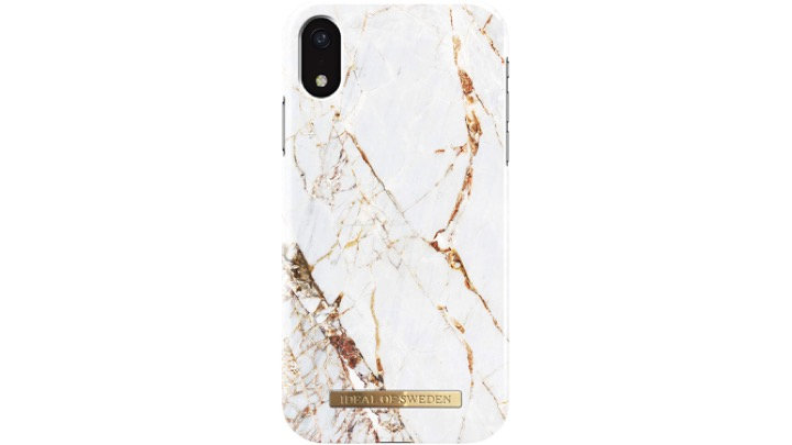 iDeal Of Sweden iPhone X/Xs Case, Carrara Gold