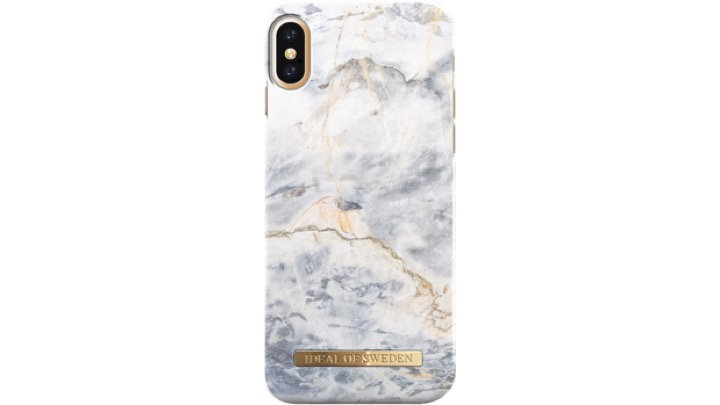 iDeal Of Sweden Fashion Case iPhone X/Xs, Ocean Marble