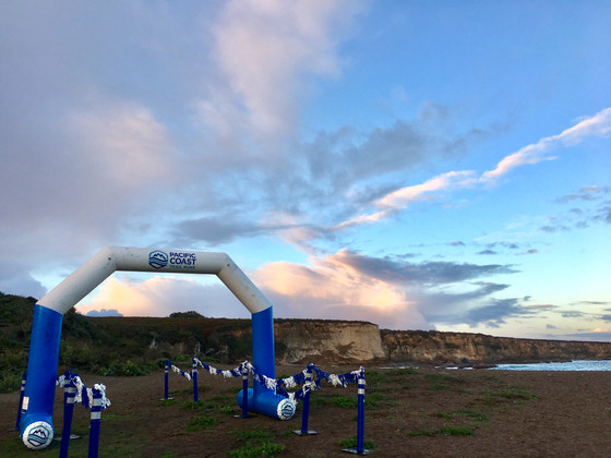 Exploring Montaña de Oro with Pacific Coast Trail Runs