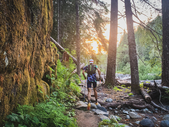 Tyler Green: Cascade Volcano King