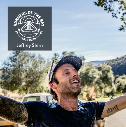 Runners of The Bay Episode 46: Jeffrey Stern Smiles Widest When the Terrain is Technical‬