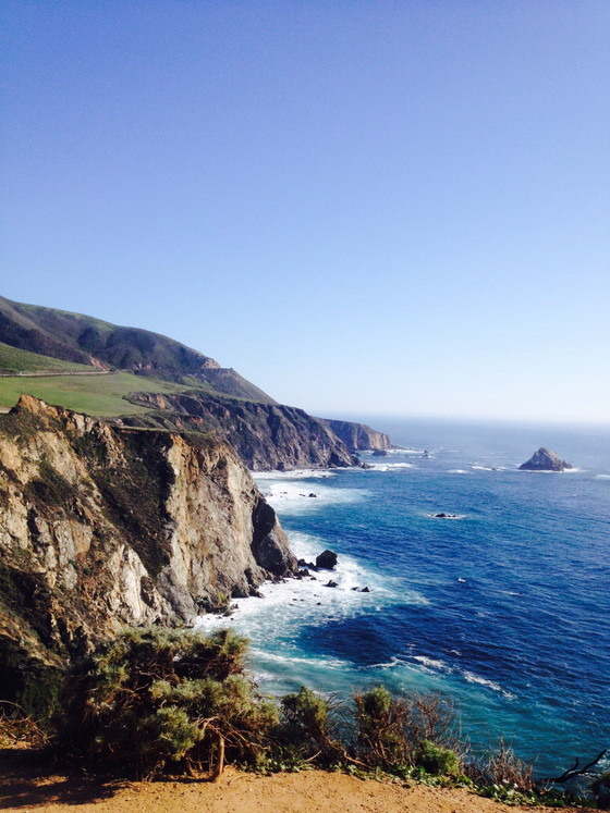 Back to Big Sur in 2020