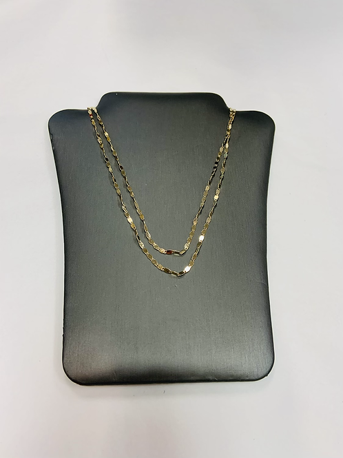 Cleo Layered Necklace by Lovers Tempo