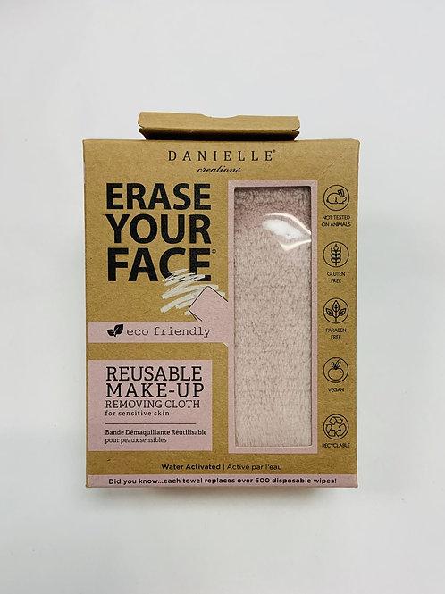 Erase Your Face Cloth