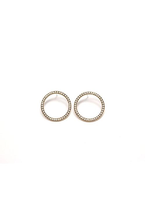 Portside Hoop Earrings by Lovers Tempo