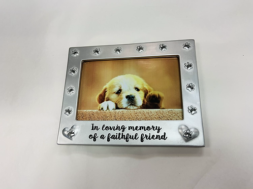 Faithful Friend Picture Frame