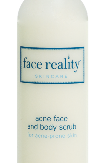 Acne Face and Body Scrub MUST EMAIL FOR AUTHORIZATION PRIOR TO PURCHASE