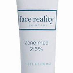 2.5% Acne Med MUST EMAIL FOR AUTHORIZATION PRIOR TO PURCHASE